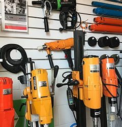 Concrete Core Drilling Problems and Solutions
