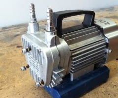 Why is my Vacuum Pump not working  properly?